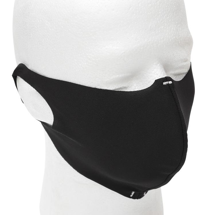 ランニング用 飛沫防止マスク マモラント プラス ブラック