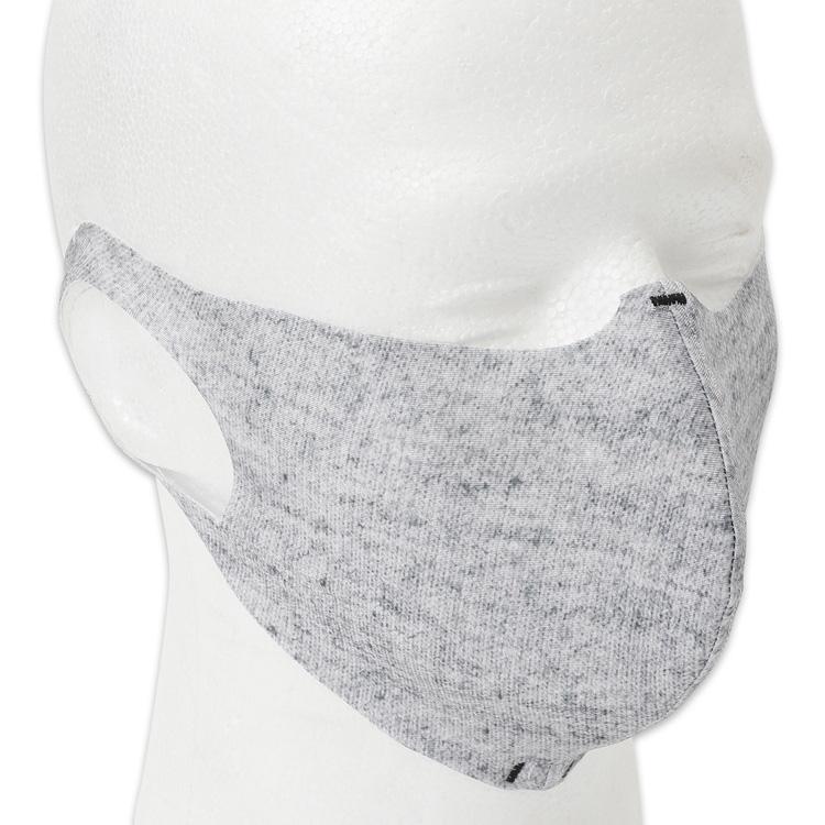 ランニング用 飛沫防止マスク マモラント プラス ヘザーグレー