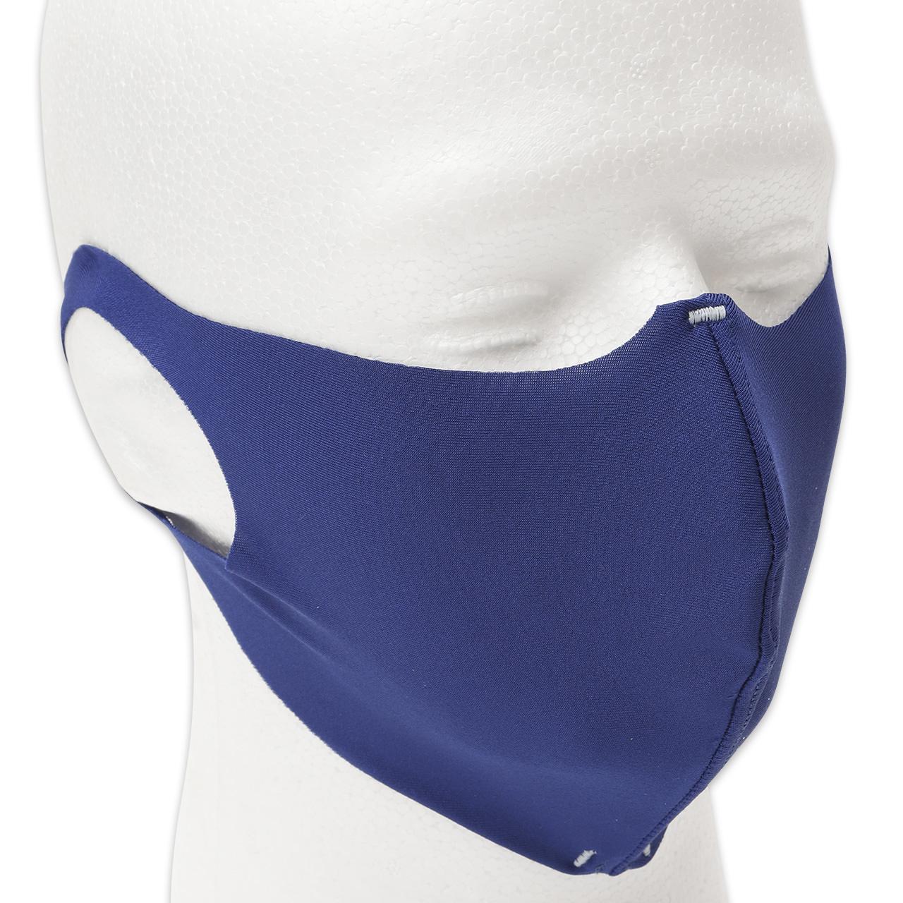 ランニング用 飛沫防止マスク マモラント プラス ダークブルー