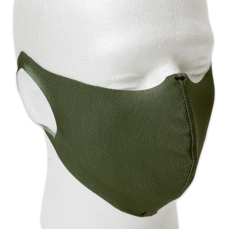 ランニング用 飛沫防止マスク マモラント プラス カーキ