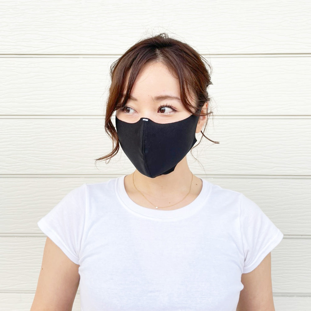 小顔効果マスク