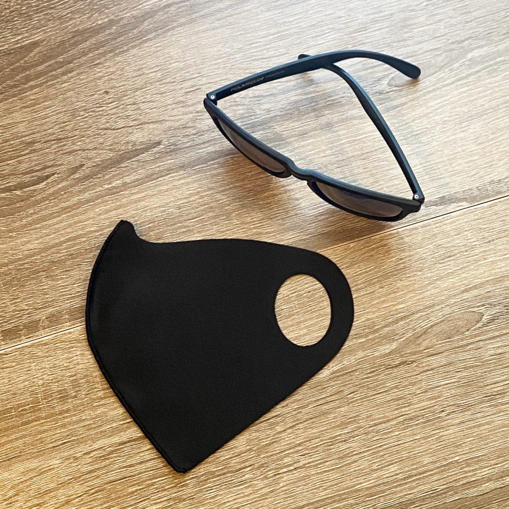 高通気性ランニングマスク mamoRUNto